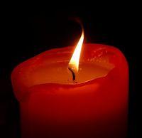 Восковая свеча - помощь мага