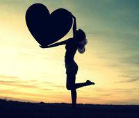 Красота и счастье любви