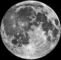 Луна и приворот