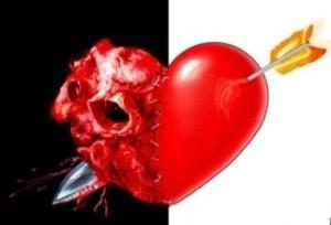 Приворот кровь любовь