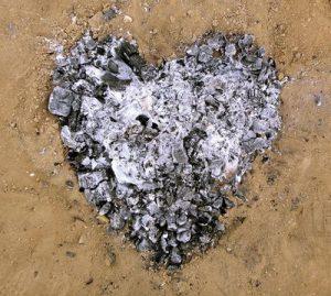 Пепел и приворот на любовь