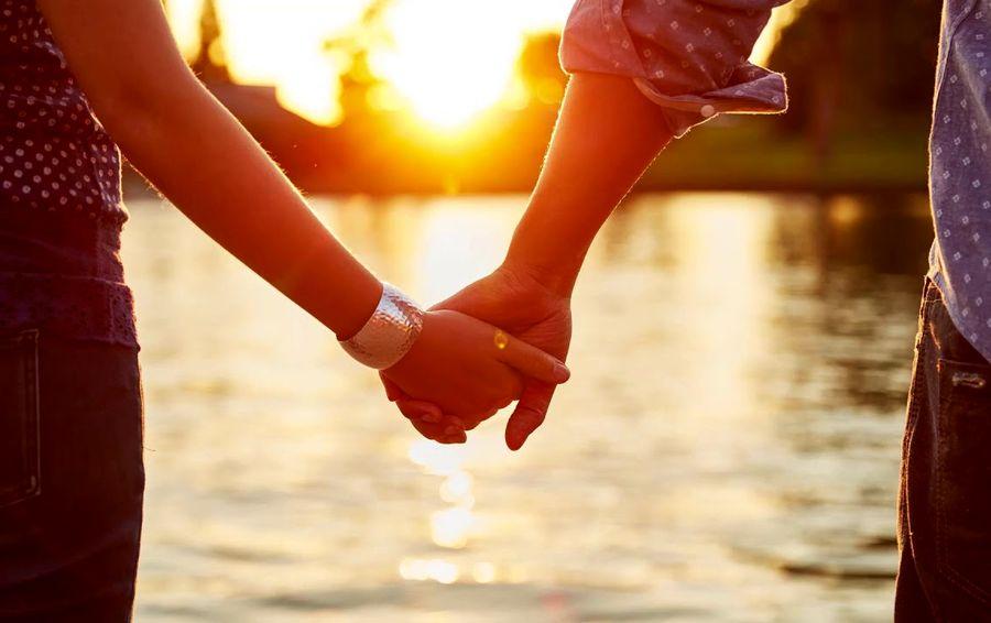 Счастье любви и отношений