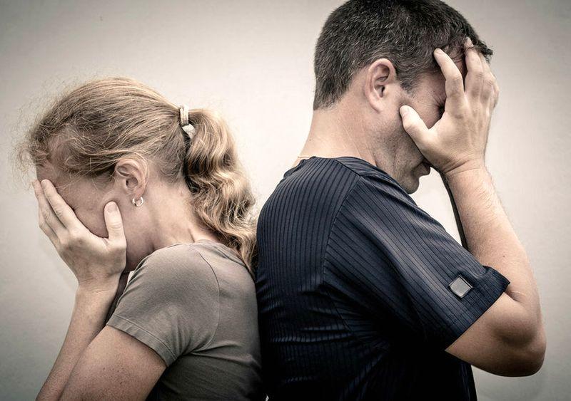 Ссоры и конфликты в семье
